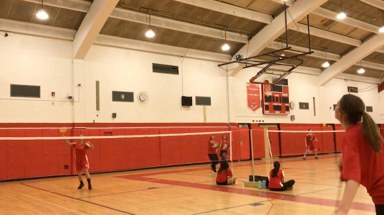 Connetquot badminton's Olivia Esposito discusses pursuing badminton instead