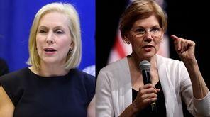 Sens. Kirsten Gillibrand and Elizabeth Warren are the
