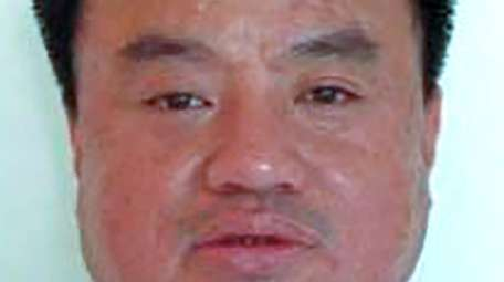 Dan Zhong is charged with taking part in