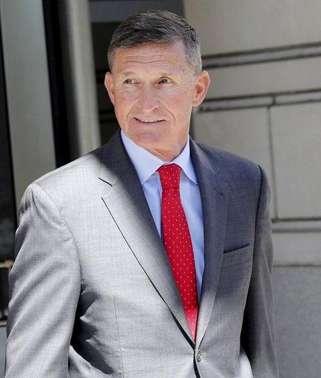 WASHINGTON, DC - July 10: Michael Flynn, former