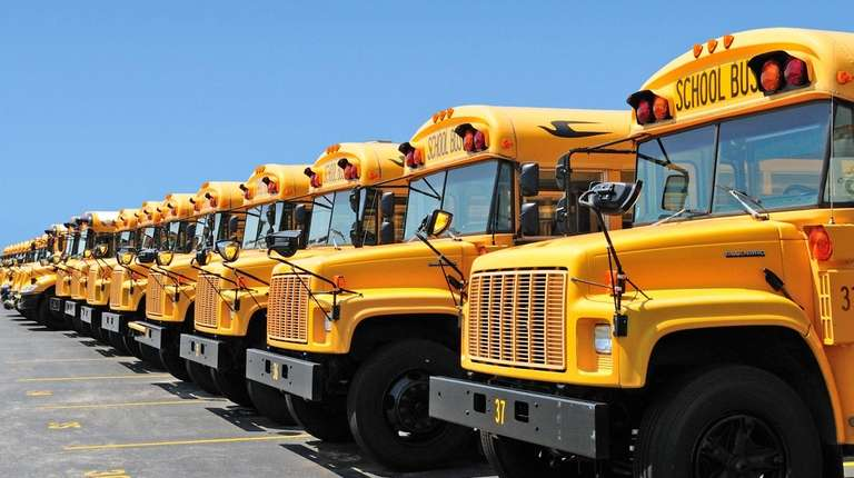 A Look At Who S Driving Li S School Buses Newsday