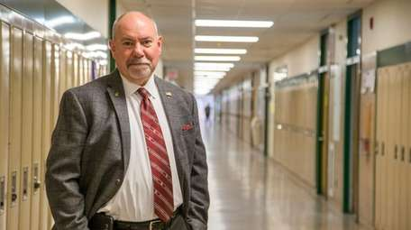 David Flatley, superintendant of Carle Place schools, said