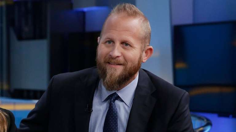 "Brad Parscale, seen here on ""Fox & Friends"""