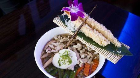 Onsen Sushi is a Japanese sushi restaurant on