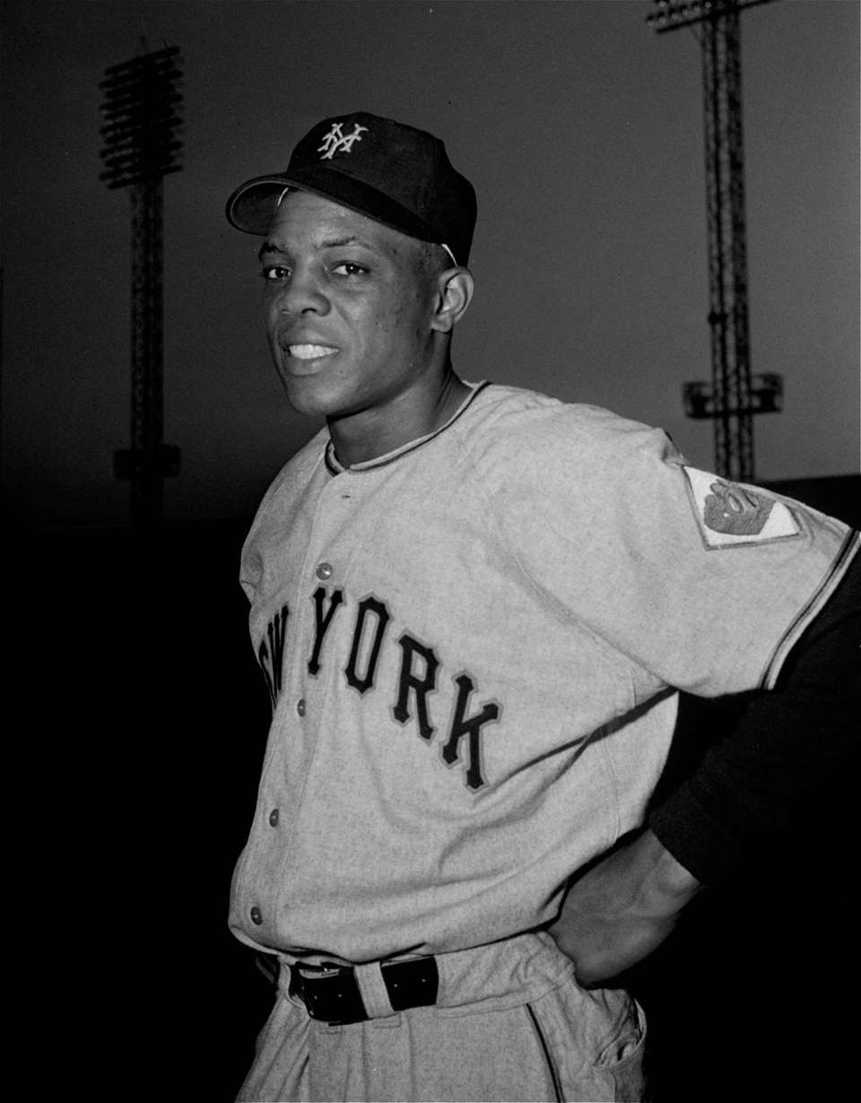 WILLIE MAYS: 660 - Played from 1951-73 (22