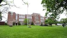 Oyster Bay High School. (May 18, 2011)