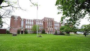 Oyster Bay High School. (May 18, 2011)