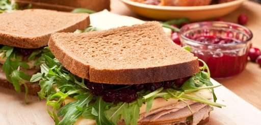 Experts say adding turkey, an anxiety-fighting lean poultry,