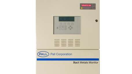 Pall Corp's Xact 640 multi-metal continuous emissions monitoring
