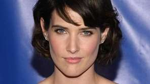 Actress Cobie Smulders attends the 2011 CBS Upfront