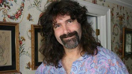 File photo of Mick Foley.
