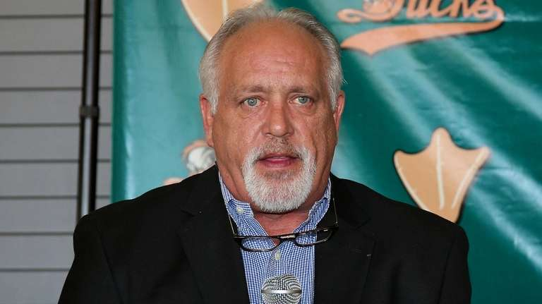 Long Island Ducks new manager Wally Backman speaks