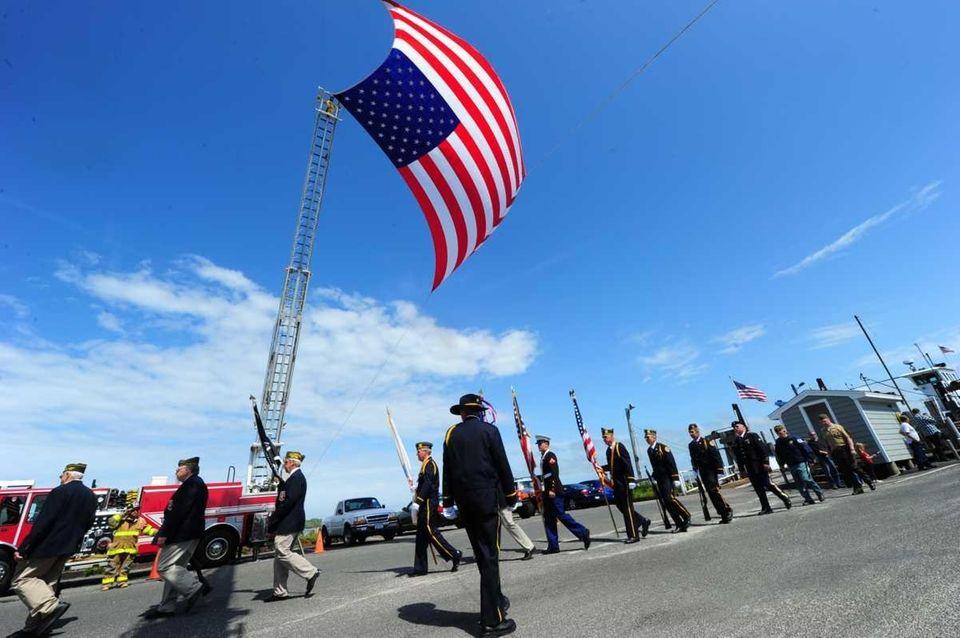 SHELTER ISLAND, NY. THURSDAY MAY 19, 2011. Members