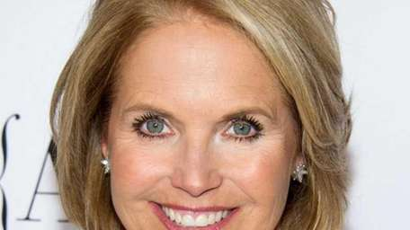 Katie Couric attends the 46th Annual 2011 National
