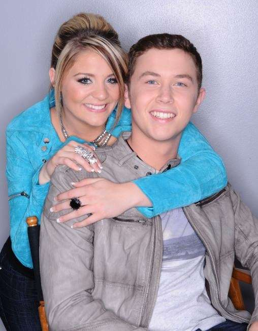 Lauren Alaina and Scotty McCreery are the final