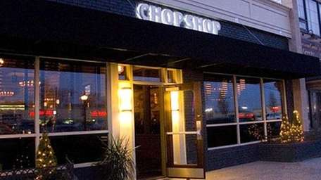 Chop Shop is located at 47 East Main