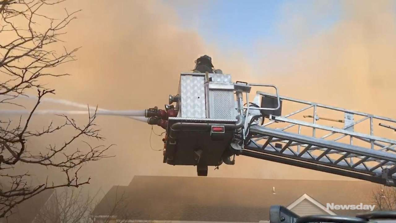 Anunknown numberof residents were displaced after a fire