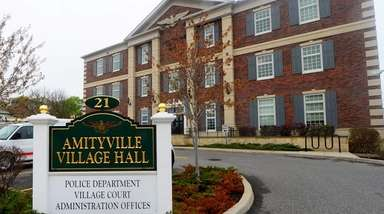 Amityville Village Hall at 21 Ireland Place in