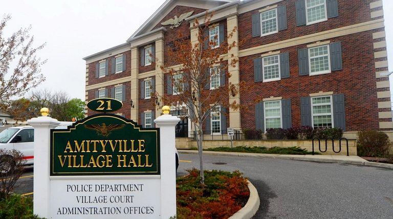 Amityville Village Hall at 21 Ireland Place in
