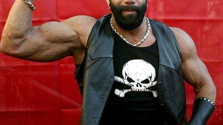 Wrestler Randy