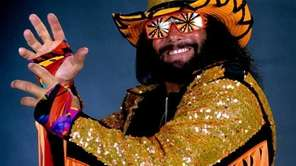 "Randy ""Macho Man"" Savage, whose legal name was"