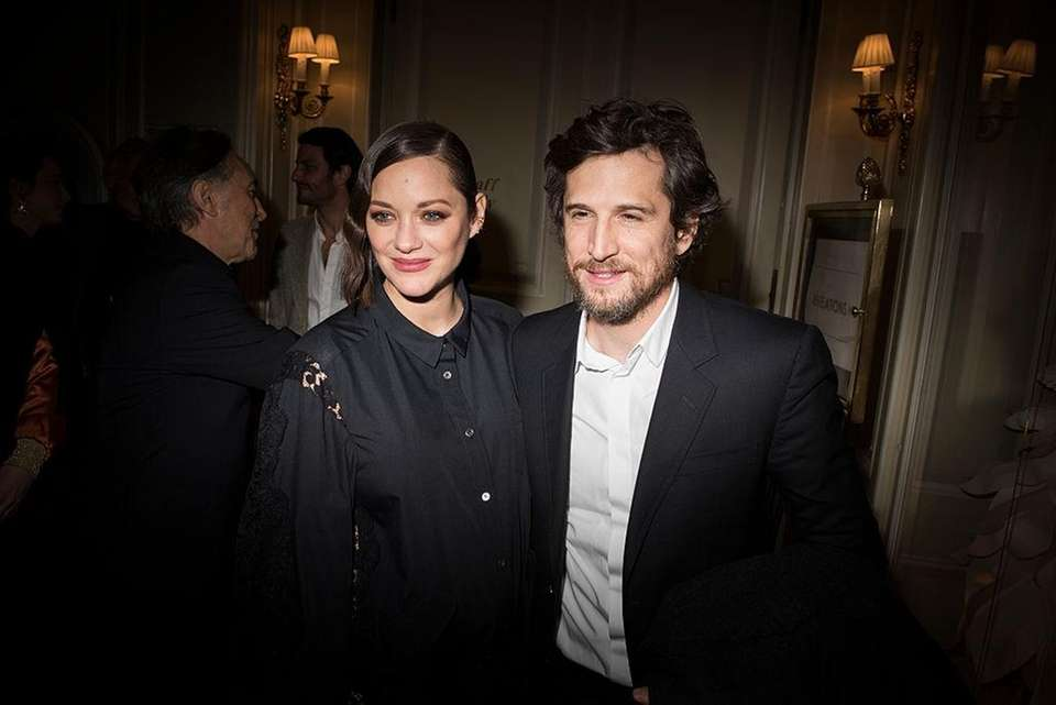Parents: Marion Cotillard and Guillaume Canet Children: Marcel,