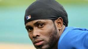 Jose Reyes #7 of the New York Mets