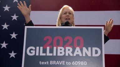 Sen. Kirsten Gillibrand kicks off her 2020 presidential