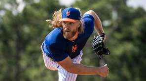 Noah Syndergaard has no desire to go to