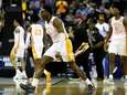 Admiral Schofield #5 of the Tennessee Volunteers celebrates