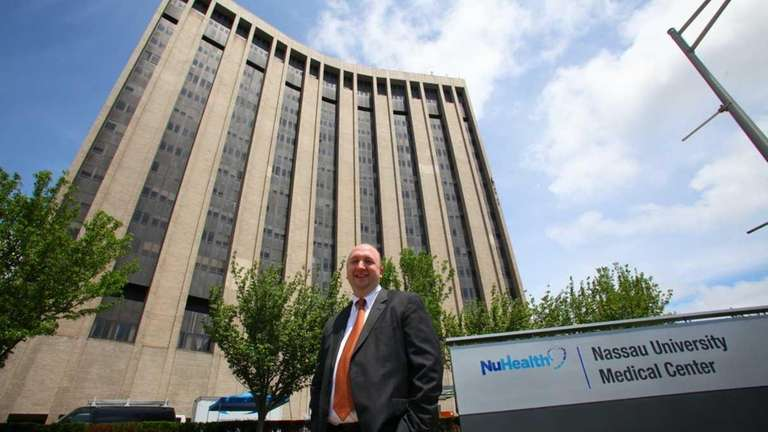 Athrur Gianelli, president and CEO of the NuHealth