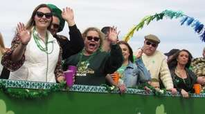 The Ronkonkoma St. Patrick's Day Parade was held