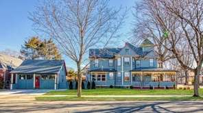 This 2,269-square-foot home has four bedrooms and a