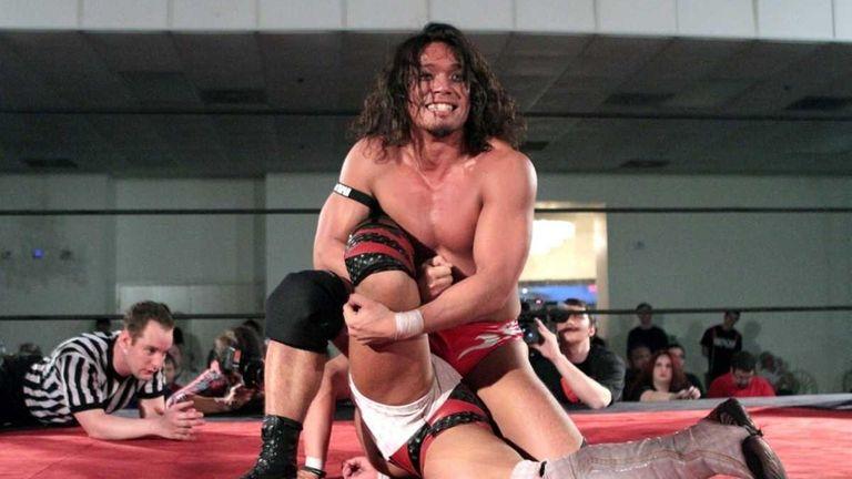 YAMATO is the champion of Dragon Gate USA,