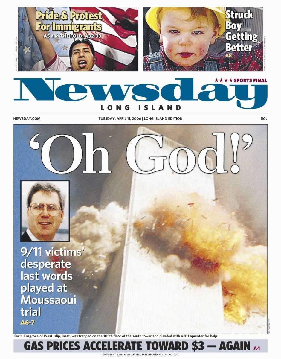 Tuesday, April 11, 2006. Read the story