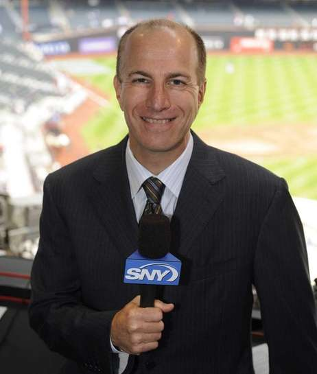 Gary Cohen is the Mets play-by-play announcer for