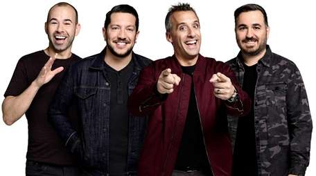 Li S Joe Gatto Talks Impractical Jokers Rescuing Dogs More Newsday Contents1 who's joe gatto wife bessy gatto's?2 bessy gatto wiki: joe gatto talks impractical jokers