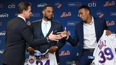 Brodie Van Wagenen (left) made a big splash