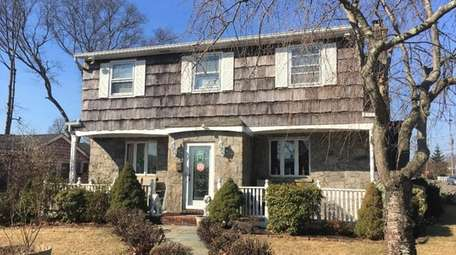 This two-bedroom Patchogue home was built in 1935.