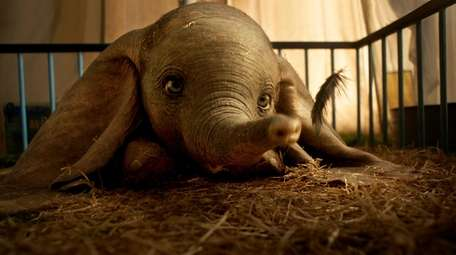 "Tim Burton's ""Dumbo"" comes to theaters on March"