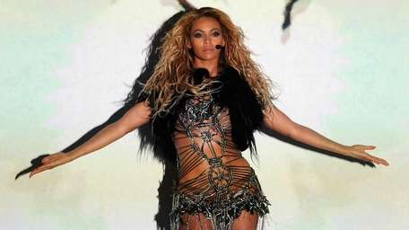 Beyoncé performs onstage during the 2011 Billboard Music