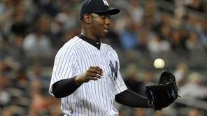 Yankees relief pitcher Rafael Soriano will meet with