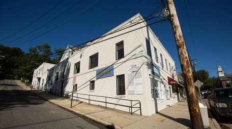 The 225 Main St. Northport site of a