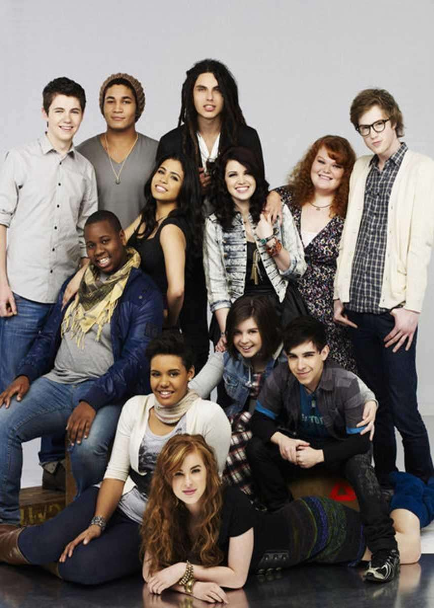 """The Glee Project,"" Season 1 cast members: From"