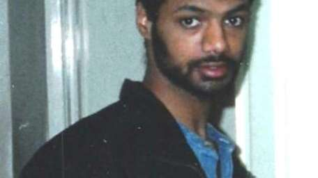 Binyam Mohamed in London in 2000