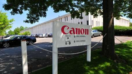 Canon USA Inc., currently based in Lake Success,