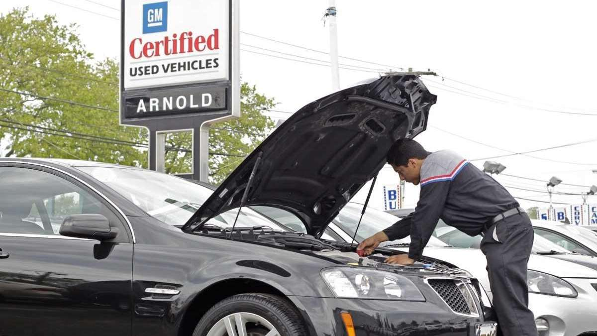 Top warning signs that you shouldn\'t buy a used car | Newsday