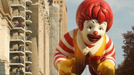 Ronald McDonald is an enduring symbol