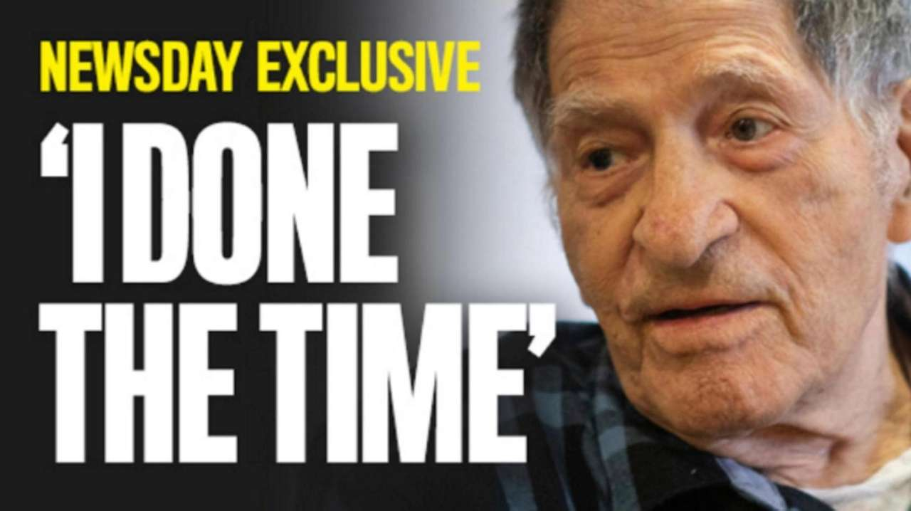 Newsday talked with John (Sonny) Franzese, 102, who