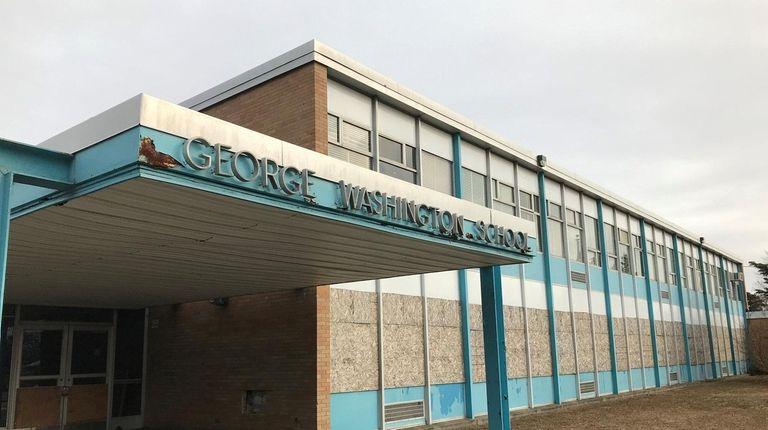 The George Washington School at 220 Washington Ave,